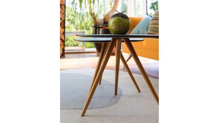 Out-of-shape details - Fraster felt carpet