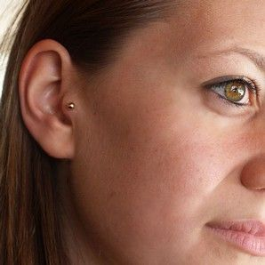 61 best Tragus Ear Piercing Jewellery images on Pinterest Body