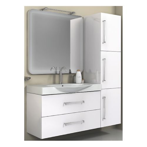 leroy merlin - mobile bagno virginia 105 mobili bagno | 倫 倫 倫 ... - Leroy Merlin Arredo Bagno