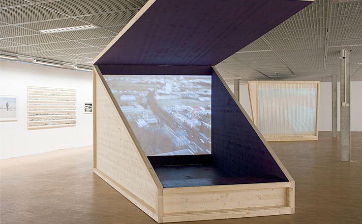 vue de l'exposition Las Vegas Studio, Archizoom EPFL Lausanne, Photo ©Matthieu Gafsou