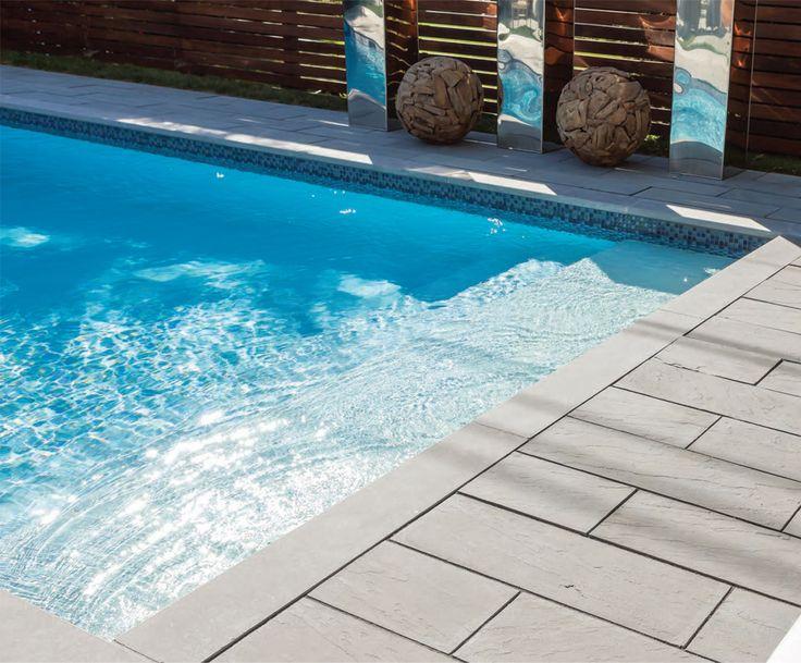 using techo bloc aberdeen pool patio google search outdoor pinterest patios. Black Bedroom Furniture Sets. Home Design Ideas