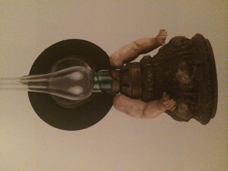 Lampa  #Hasior #surrealizm #contemporaryart pre #popart
