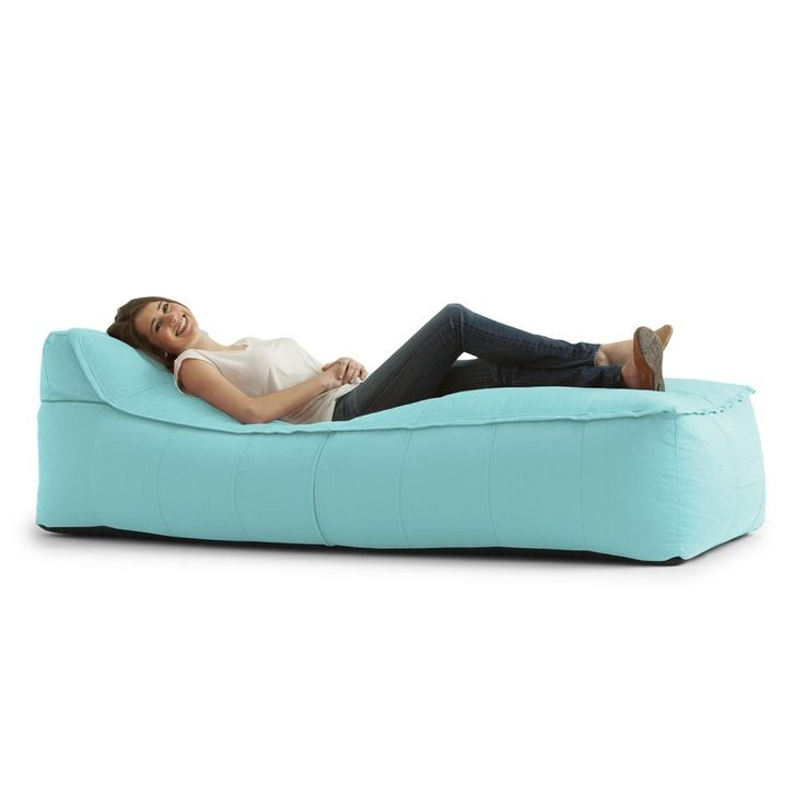 Big Joe Outdoor Chaise From Comfort Research Find This Pin And More On Bean Bag Chairs