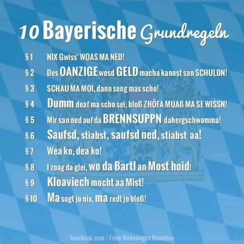 die 25+ besten bayerische sprüche ideen auf pinterest | bayrischer, Einladungen