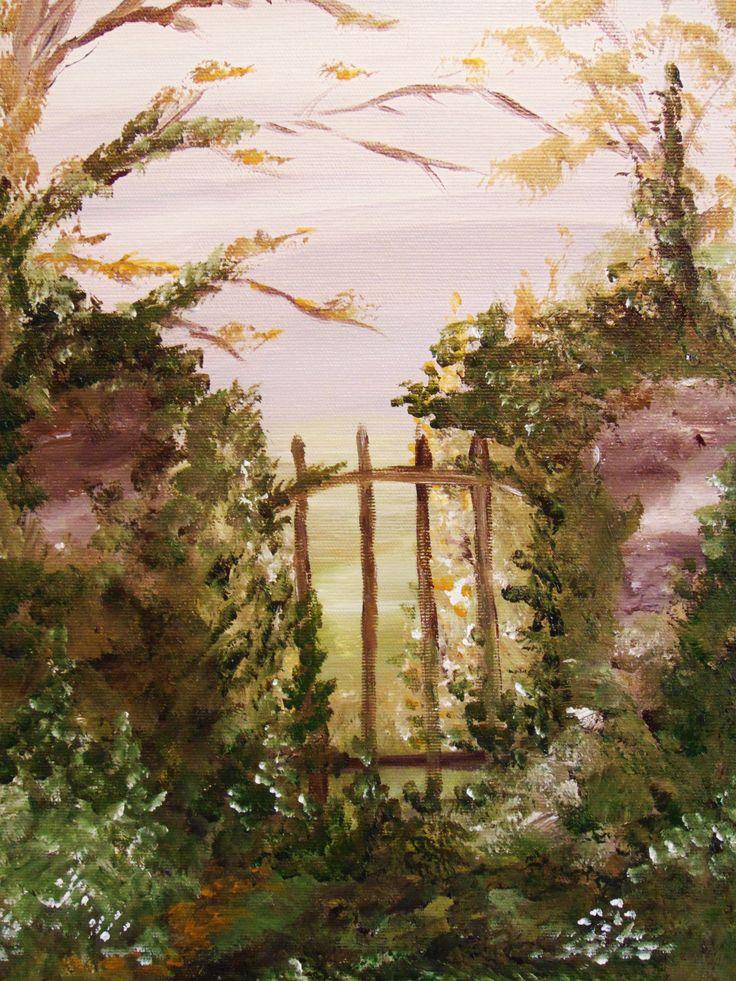 Tajemniczy Ogród - Anna Ewa Cisak