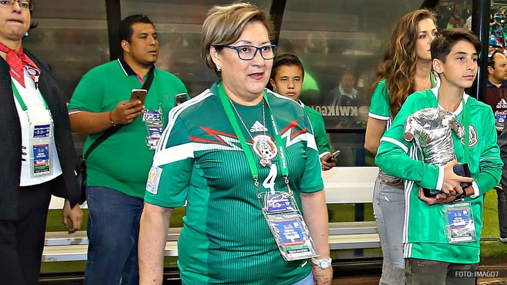 #DESTACADAS:  Mamá de Rafa Márquez, también vinculada con narcotraficante - Futbol Total