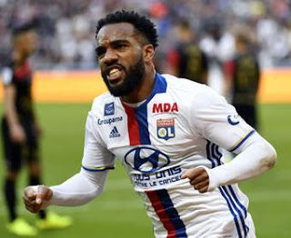 The Latest News  : Lacazette in Arsenal for Medical Now
