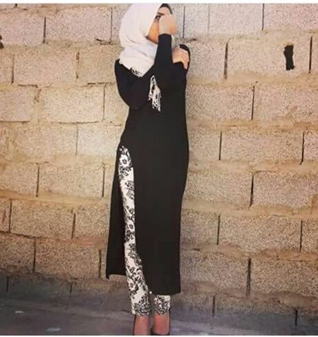 hijab fashion and stylé image