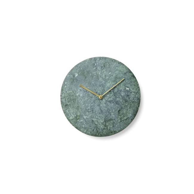 Menu klocka i marmor