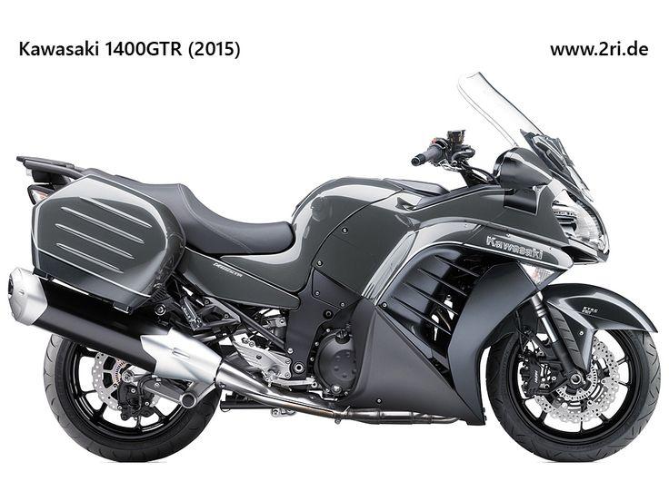 """Kawasaki 1400GTR """"ABS"""" (2015)"""