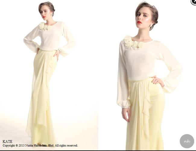 Nurita Harith- Raya 2012 Collection