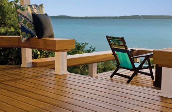74 best composite decking images on pinterest decking for Best decking material to use