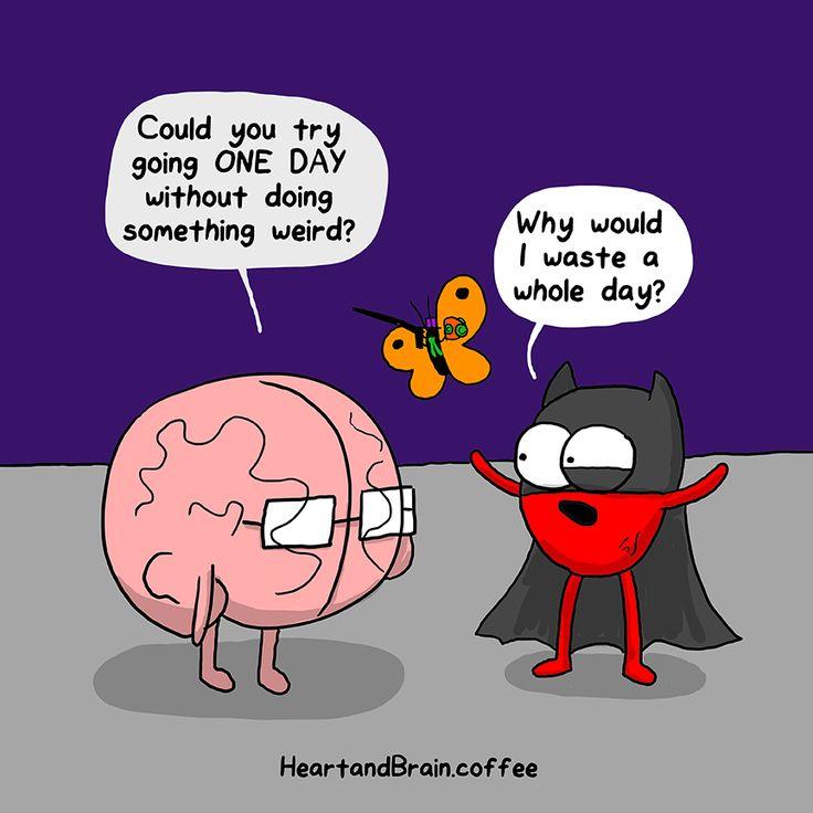 awkwardyeti - heart & brain