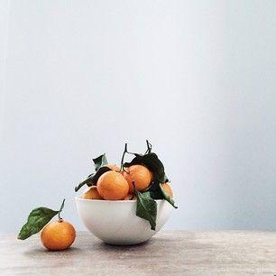 tangerines! :)