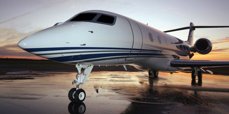 Step on board the G650 with Business Insider.