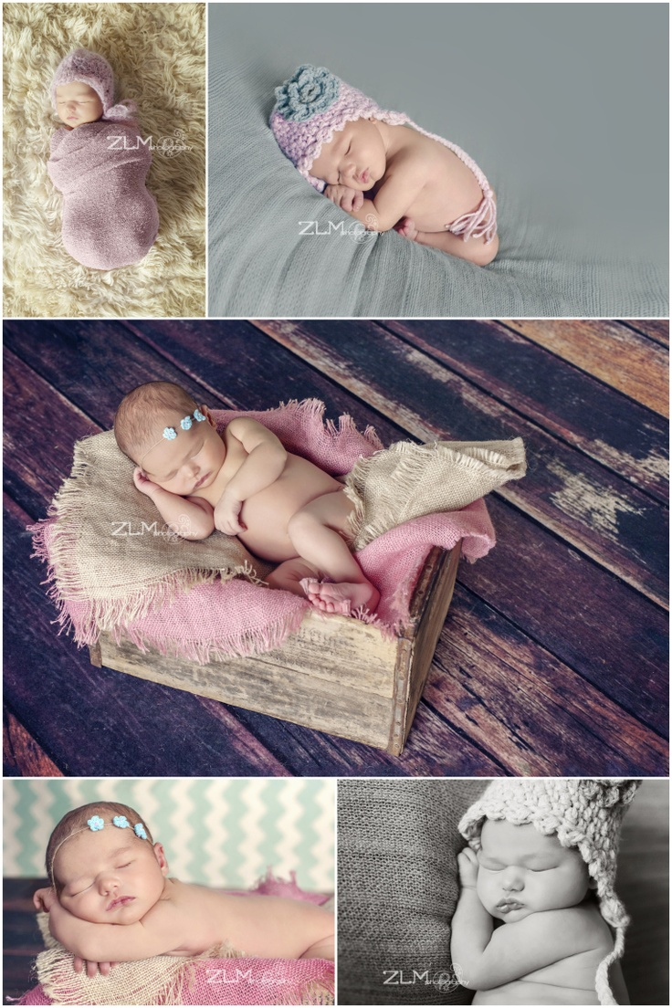 zlm photography newborn poses