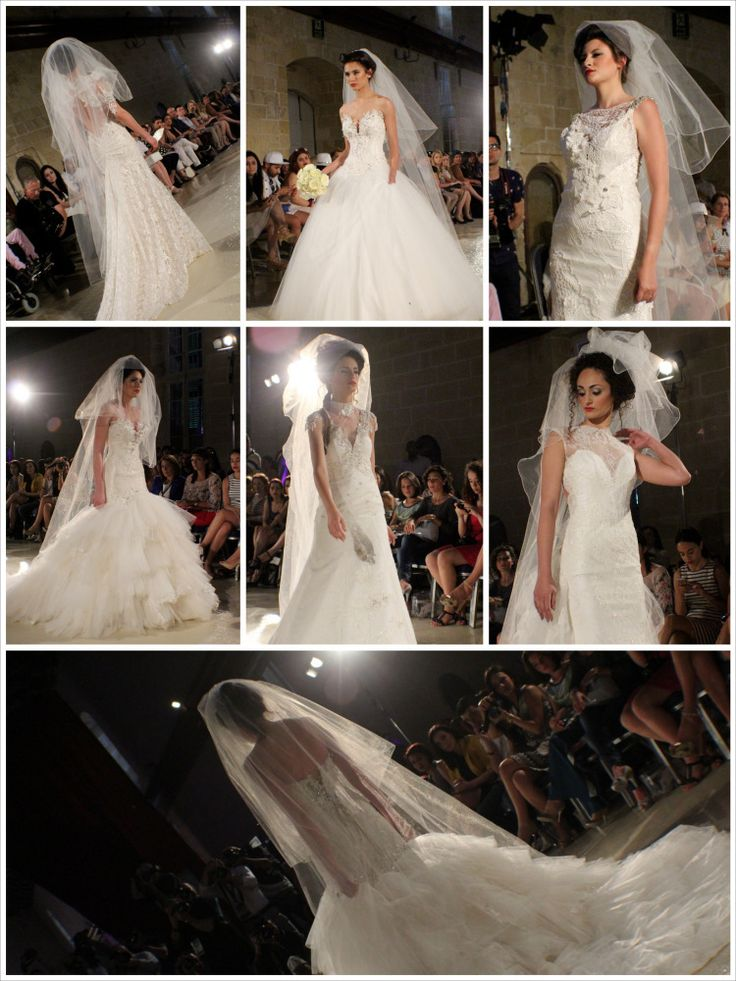 Malta Fashion Week: Bridal Fashion Show by Style in Transit | Anna Romysh & Wedding Bells – the epitome of grace & sophistication  #AnnaRomysh #bride #sophistication #wedding #mfwa #fashion #weddingdresses #dress