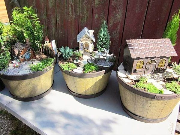 skillful design plant pots cheap. Mini gardens for skillful enthusiasts  idea 2 309 best Garden Design images on Pinterest Backyard ideas