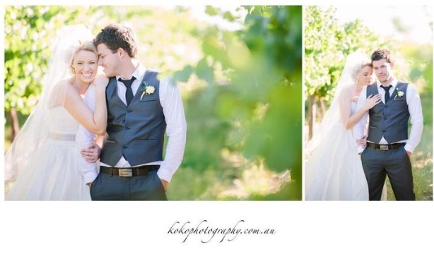 Country wedding kokophotography.com.au