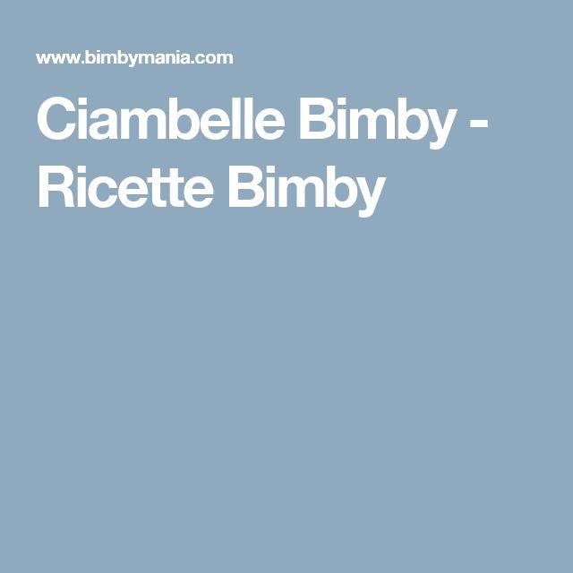 Ciambelle Bimby - Ricette Bimby