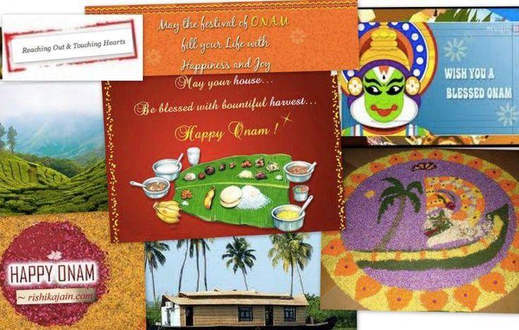 Wish you a very HAPPY ONAM, Kerala festival, Malayalam festival, return of legendary Lord Mahabali, Avatar of Lord Vishnu