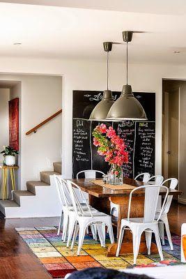 Una vivienda colorida e industrial en Australia | Decorar tu casa es facilisimo.com