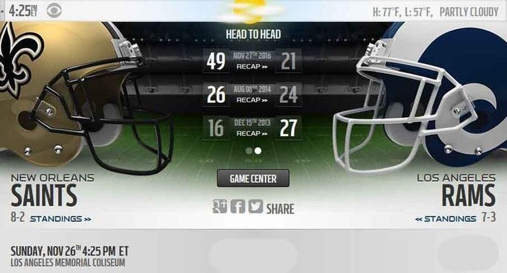 Rams vs Saints - NFL Live Stream https://gggcanelo.net/rams-vs-saints/
