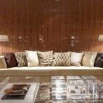 Paredes revestidas de madeira para casas e apartamentos, vários projetos lindos. Assim eu gosto: arquitetura, decoração, design e moda.
