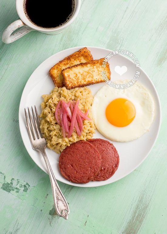 Dominican Republic Breakfast Food Recipes
