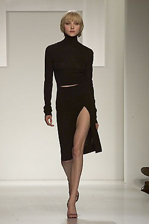 Halston | Fall 2000 Ready-to-Wear Collection | Style.com