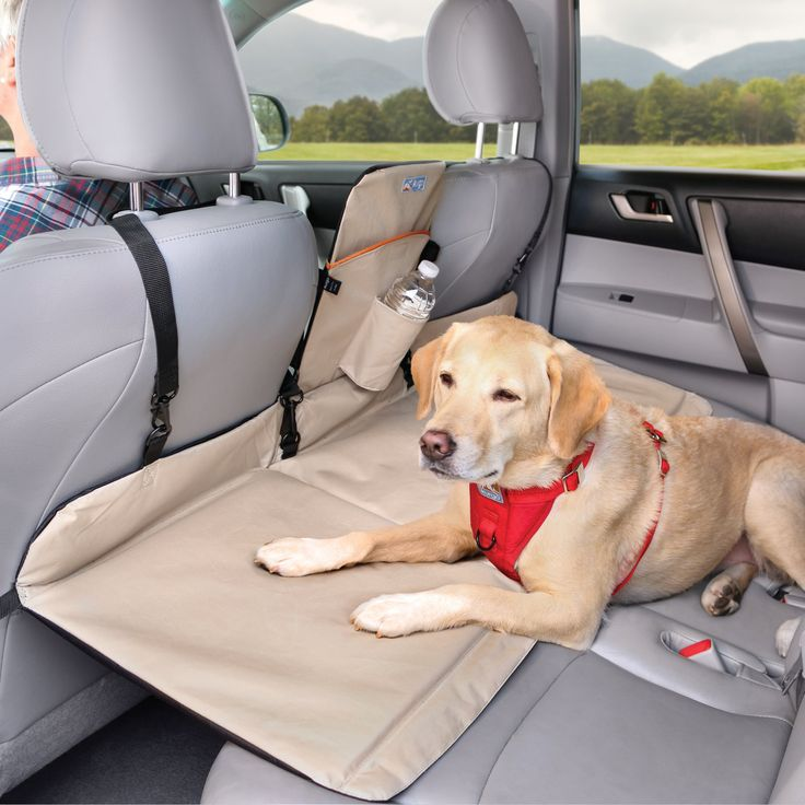 Amazon.com : Kurgo Backseat Bridge Car Seat Extender : Automotive Pet Seat Covers : Pet Supplies