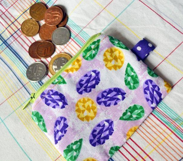 Porta-moedas Pedrarias | R$8,00