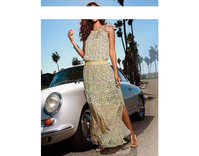 Rick Cardona Damen Designer-Maxikleid, bunt Jetzt bestellen unter: https://mode.ladendirekt.de/damen/bekleidung/kleider/maxikleider/?uid=4b4bc009-4cbb-583c-a982-b14fd53ef543&utm_source=pinterest&utm_medium=pin&utm_campaign=boards #kleider #maxikleider #bekleidung