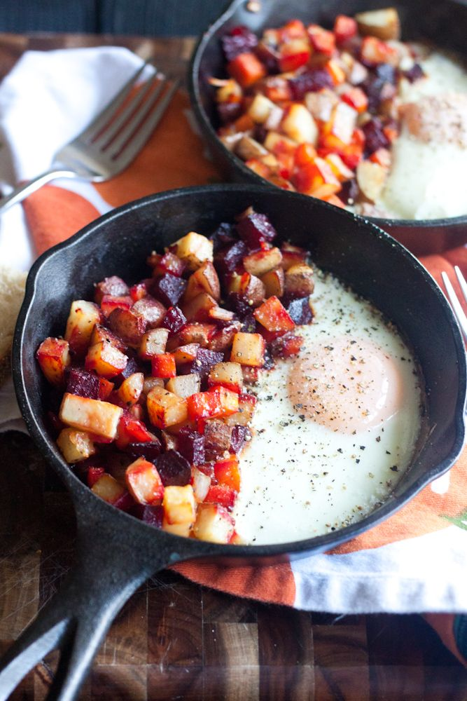 Paleo Winter Vegetable Hash | The Best Paleo Recipes