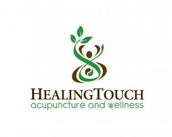 Healing Touch Acupuncture and Wellness Logo Design Contest LogoMyWay.