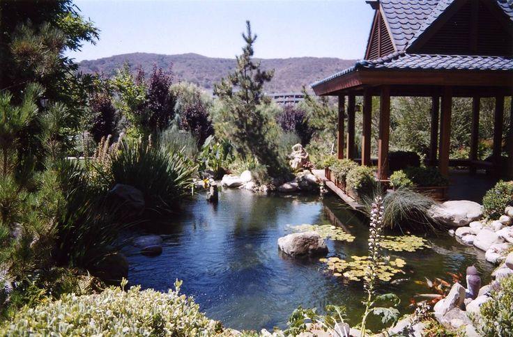 Gardens of the World - Thousand Oaks, California