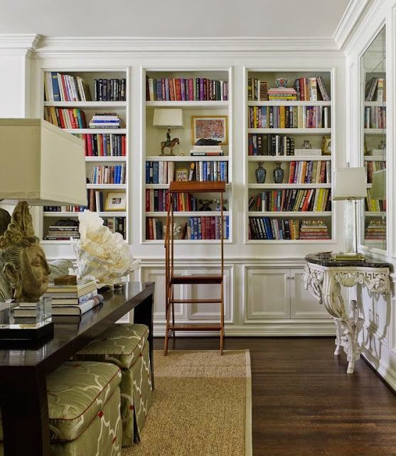 45 Design Ideas Of Amazing Home Libraries: 17 Best Images About Amazing Home Libraries On Pinterest