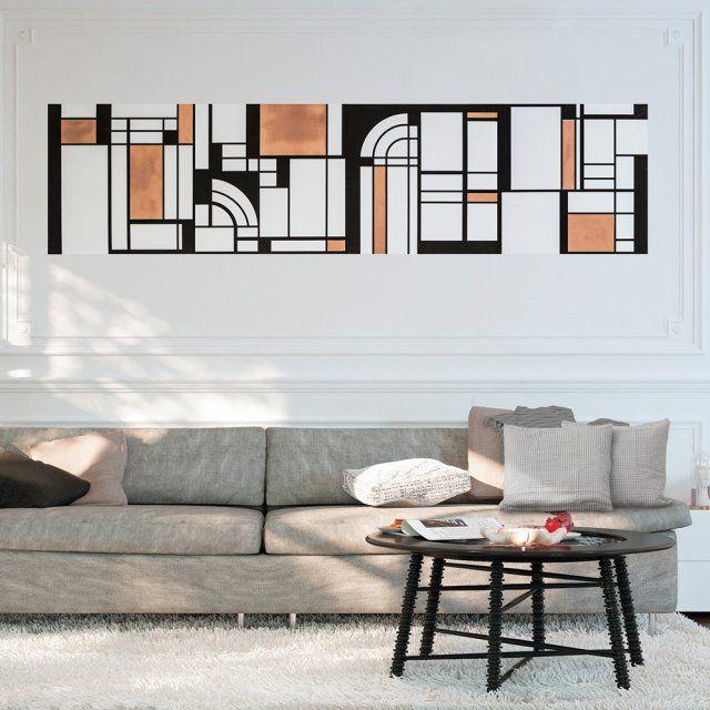 Un papier peint Art Déco,  Domino Studio Beauregard