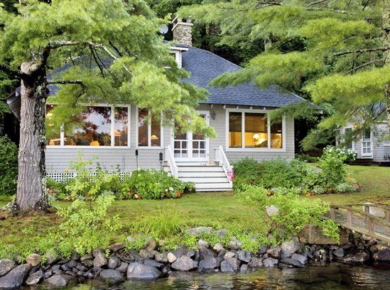 cottages cottage htm individual bay rental penobscot maine camden beloins