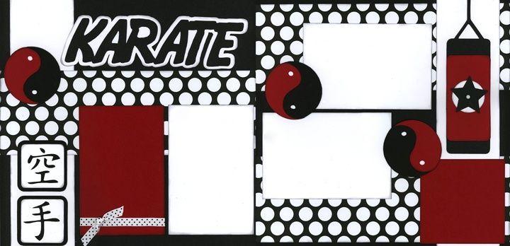 45 Best Karate Color Pages Images On Pinterest