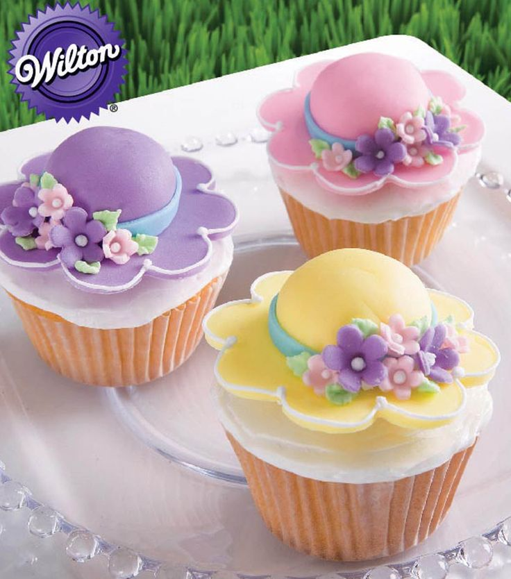 Wilton Easter Cake Decorating Ideas : 1000+ images about Easter Cupcakes on Pinterest Egg ...