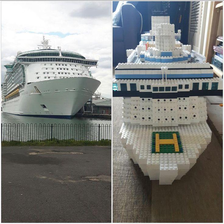 Best Lego Cruise Ship Ideas On Pinterest Amazing Lego - Cost to build cruise ship
