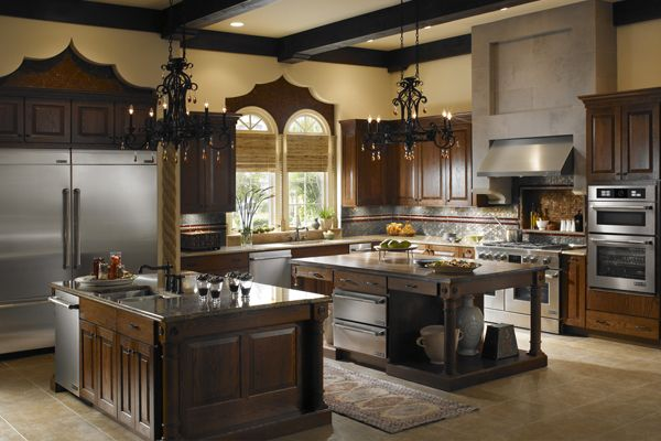 Kitchens.com - Pro-Style® Stainless Traditional - View 2 - Inspiration Gallery - Photos