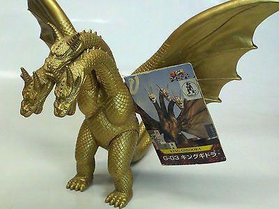 King Ghidorah Godzilla 1998 Bandai Collectors Figure New w/tag