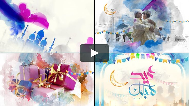 """This is """"Eid Mubarak 2016"""" by umairvfx on Vimeo, the home for high quality videos and the people who love them."""