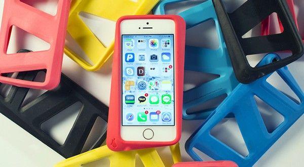 Dünyanın en popüler telefon markası olan iPhone'a yeni bir kılıf daha çıkıyor.