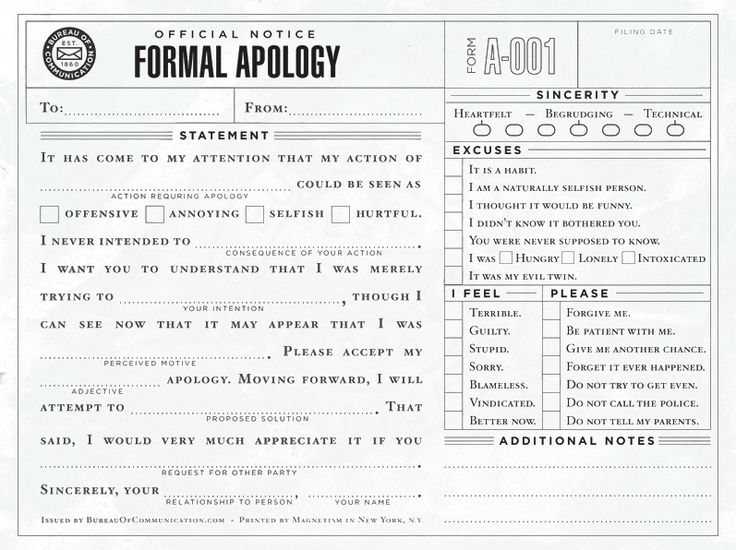 8 best Sample Apology Letters images on Pinterest Letter writing