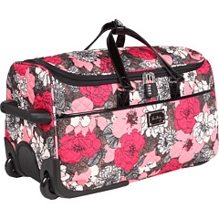 Vera Bradley Luggage. Would love in very berry paisley or a blue-green pattern