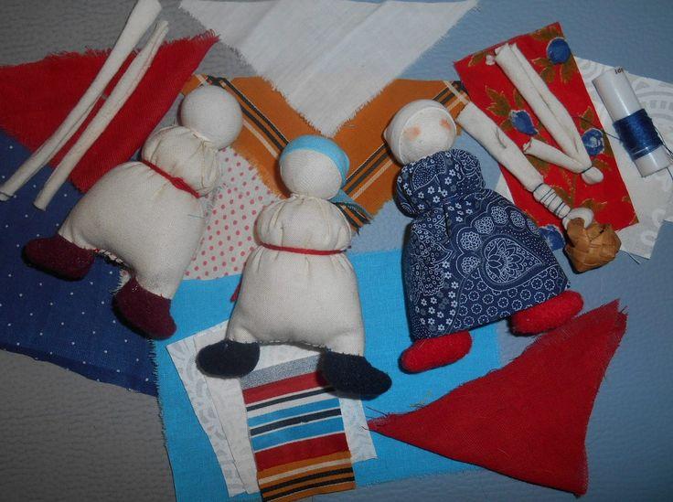 Новый урок кукольного ремесла. – 14 фотографий