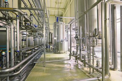 How #milk #processing #equipment help to reduce labor charge and increase efficiency?